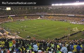 Jogos de futebol no Estádio do Maracanã - Rio de Janeiro 9e030efe72a6d