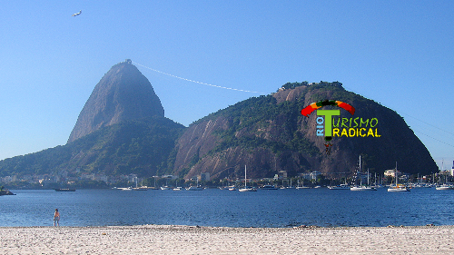 SugarLoaf view from Botafogo Beach